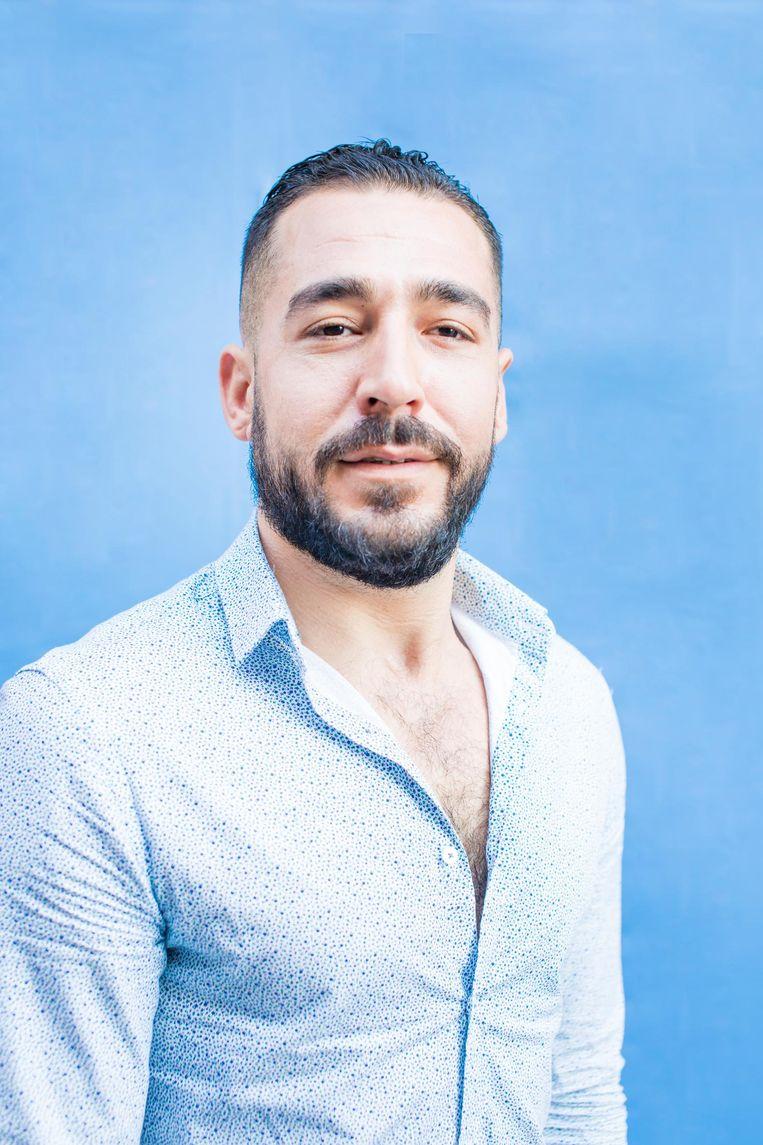 Mahmoud Bakkar Beeld Eva Plevier