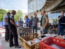 Bouw in Eindhoven houdt verwaterende traditie bouwvak in ere