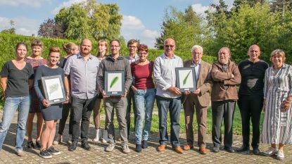Groen Lievegem deelt drie 'Groene Pluimen' uit