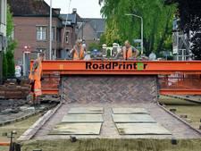 Verkeer mijdt route langs de Oudenbossche basiliek steeds meer