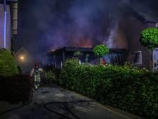 Woningbrand Mariahout waarschijnlijk aangestoken: 'Voor ik uit het huis vluchtte, heb ik mijn chihuahua's buiten gezet'