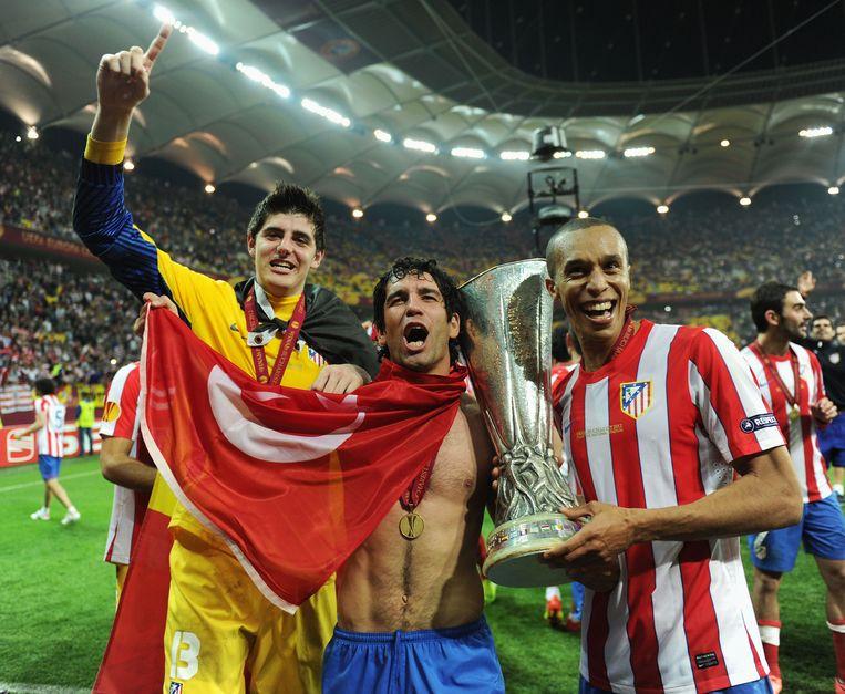 Beide clubs zijn niet aan hun proefstuk toe. Zo won Atlético de Europa League al twee keer. In 2012 stond Rode Duivel Courtios in doel bij de Madrilenen.