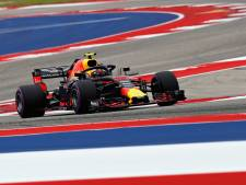 Verstappen tweede in Amerika achter Räikkönen, wereldtitel Hamilton uitgesteld