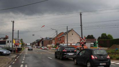 Spooroverweg Wichelsesteenweg dit weekend afgesloten