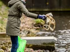 Vrijwilligers gezocht voor groot onderzoek naar herkomst afval rivieren