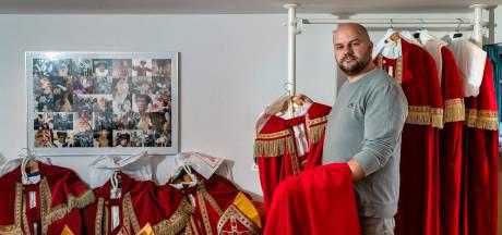 Sint wil niet per ongeluk corona uitdelen: sinterklaasverhuur ligt goeddeels op zijn gat