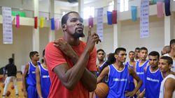 MVP Kevin Durant boycot bezoek van Golden State Warriors aan Witte Huis