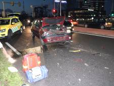 Kettingbotsing met drie auto's in Duiven