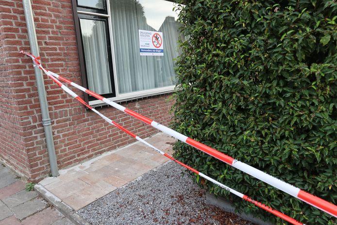 Drugspand in Veldhoven gesloten.