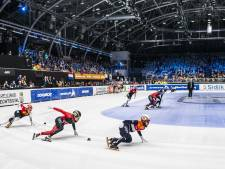 WK Shorttrack 2021 definitief in Dordrecht