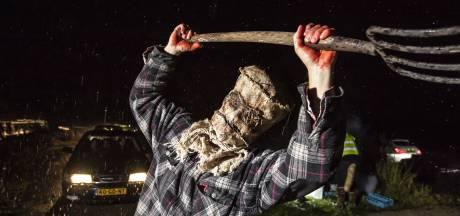 Wachttijd bij Manderveense halloween drive-in liep op tot drie uur: tweede avond afgelast