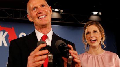 Republikein Rick Scott wint senaatszitje voor Florida