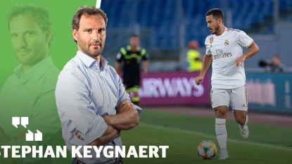 """Onze chef voetbal weet dat Real Madrid smacht naar debuut Hazard: """"Bernabéu is een bedevaartsoord, Eden een Verschijning"""""""