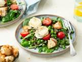Wat Eten We Vandaag: Salade van linzen en geitenkaas