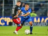 Jesper Drost maakt bij PEC Zwolle na 16 maanden zijn rentree in de eredivisie: 'Dit gevoel had ik al die tijd zo gemist'