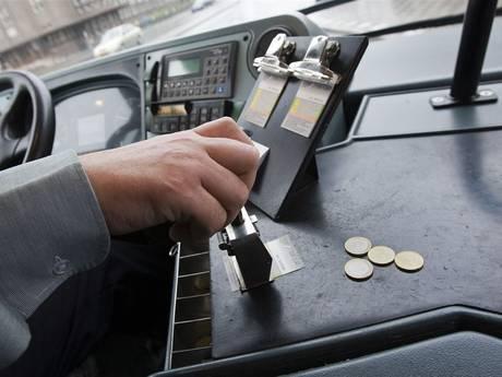 Connexxion schrapt in Zeeland per 1 januari contante betaling buskaartje