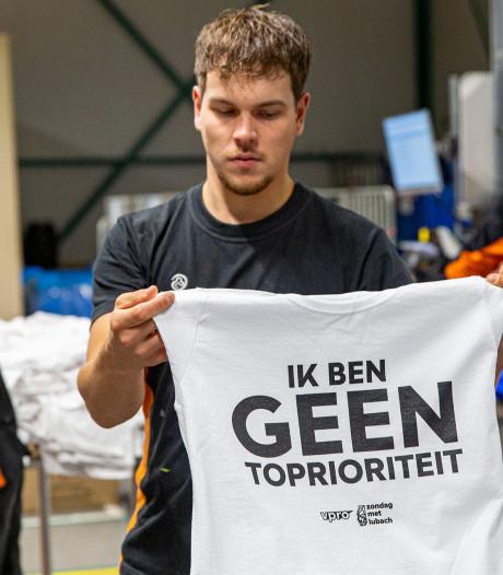 Internetdrukker overstelpt met aanvragen na shirtjesactie Arjen Lubach: 'Dit geeft een boost'