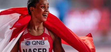 Wereldkampioene 400 meter Naser ontloopt schorsing na vrijspraak