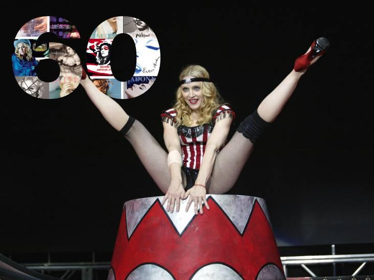 'Madonna is een powervrouw! Haar tijd ver vooruit'