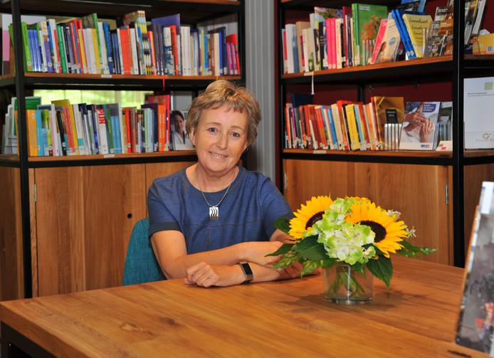 Saskia van Vliet uit Veldhoven neemt na 14 jaar afscheid als directeur van inloophuis De Eik Eindhoven.