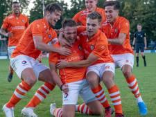 TEC pakt punt in prachtig gevecht met Noordwijk