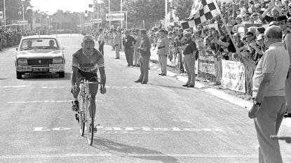 """""""Merckx kreeg een wespensteek"""""""