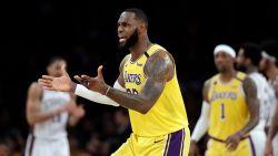 LA Lakers in eigen huis verrassend onderuit tegen Brooklyn Nets