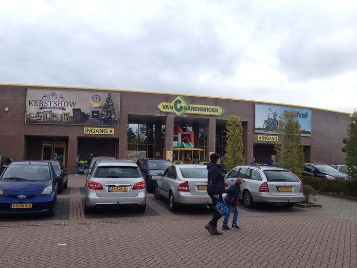 Van Cranenbroek in Schijndel.