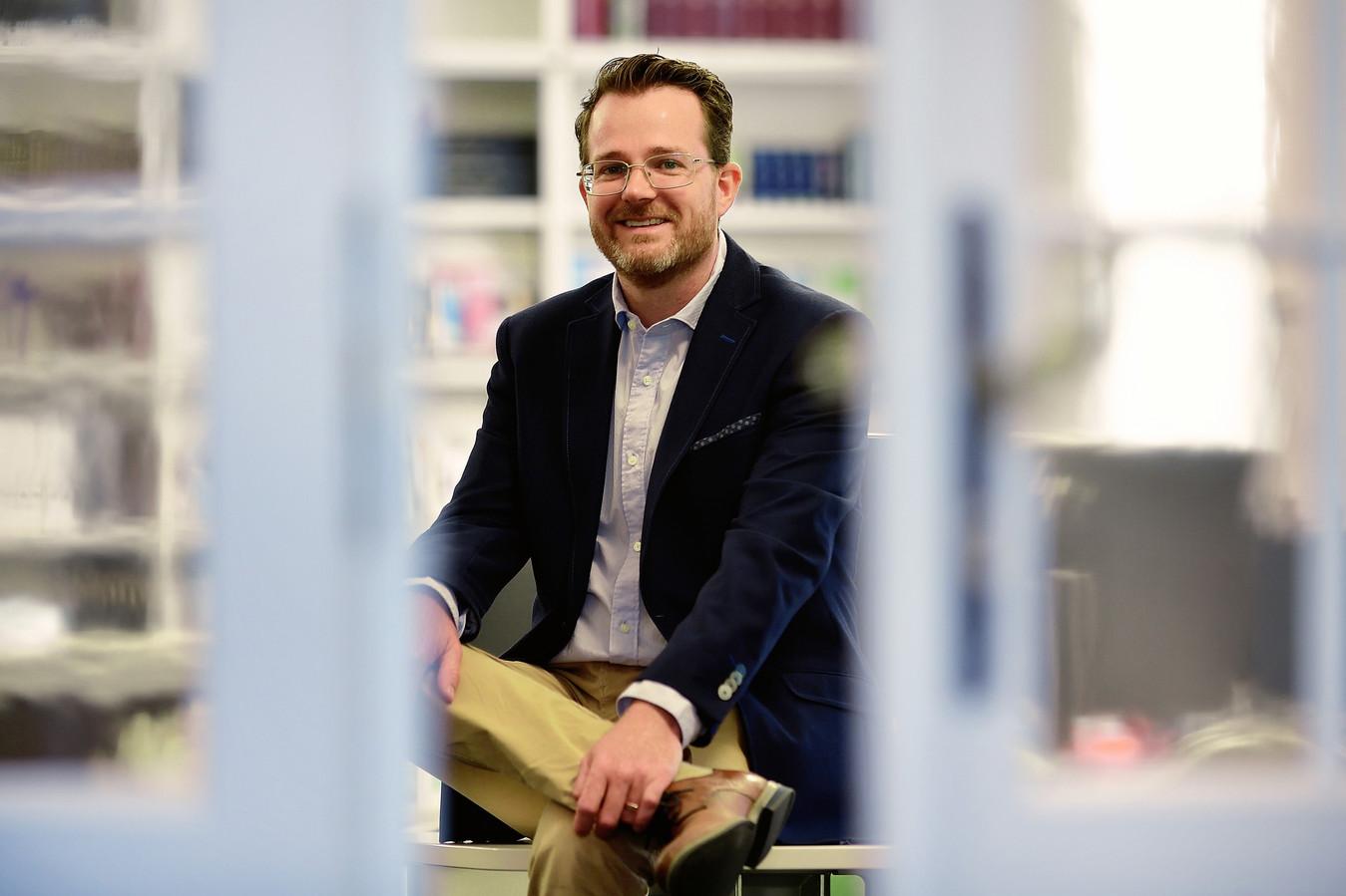 Marcel Korving is de nieuwe directeur van het West Brabants.