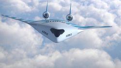 Airbus werkt aan vliegtuig dat er helemaal anders uitziet