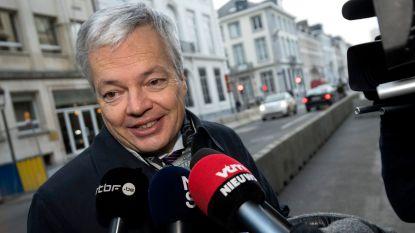 Op naar fusie Brusselse gemeenten?  Didier Reynders zegt niet 'neen' tegen debat
