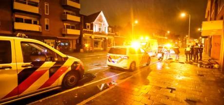 Man gewond geraakt aan hoofd bij vermoedelijk een vechtpartij aan de Geldropseweg in Eindhoven