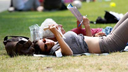 Vanaf dinsdag wordt het écht zomer: temperaturen boven 25 graden