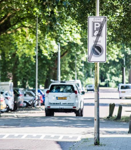 Parkeerdruk Spijkerkwartier neemt af door betaald parkeren en vergunningen