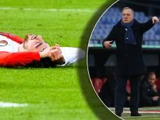 Advocaat wil niets weten van excuses: 'Zwaar? Een wedstrijd voetballen is niet zwaar'