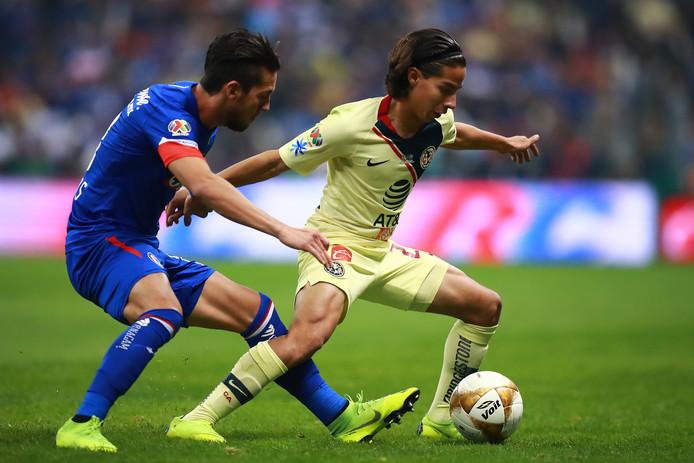Diego Lainez.