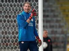 Van Bommel grijpt hard in bij PSV: Jeroen Zoet verliest na zes jaar basisplaats