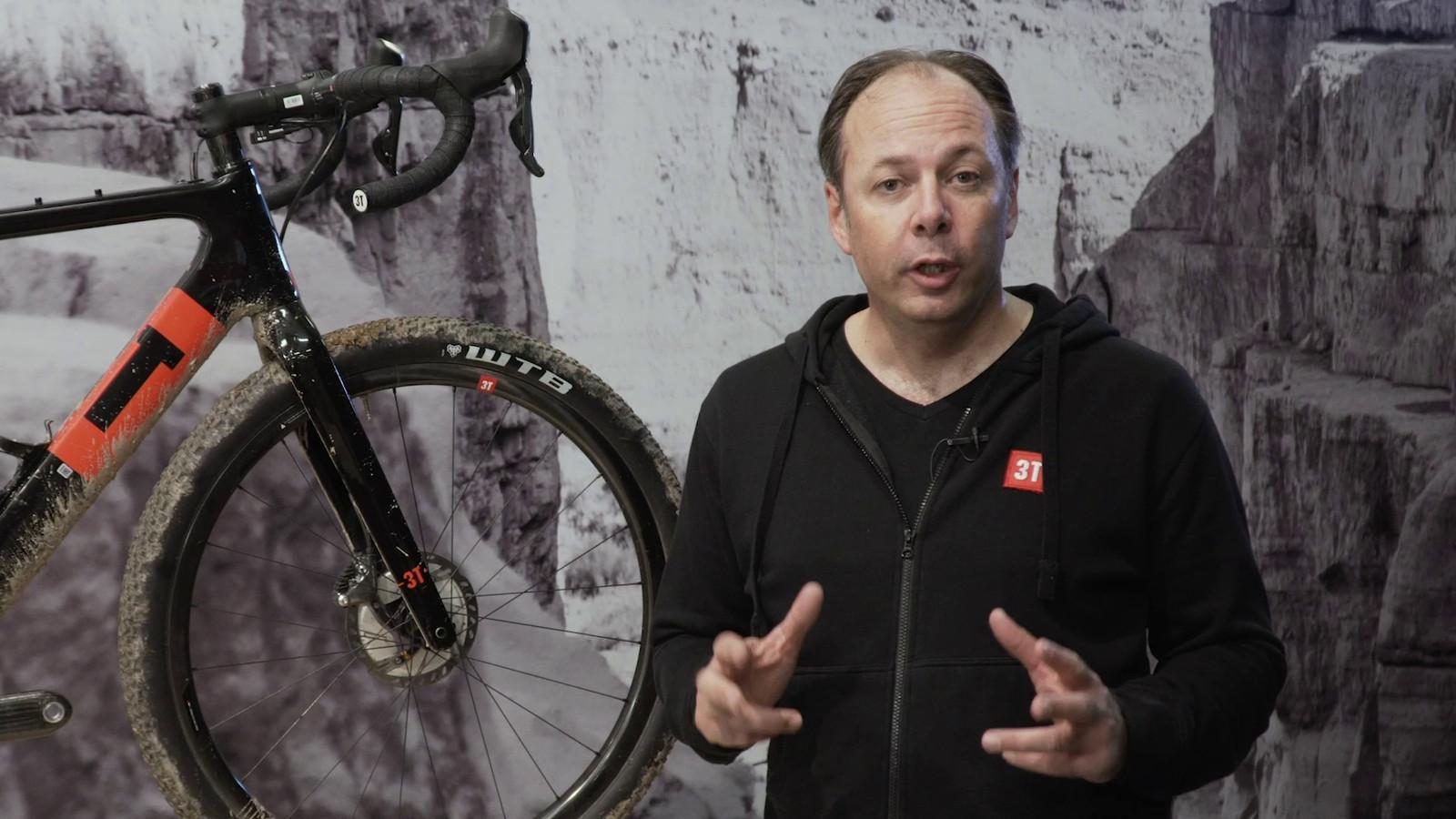 Rene Wiertz, CEO van fietsbedrijf 3T: 'Negatieve redenen om te vertrekken leiden tot falen.'