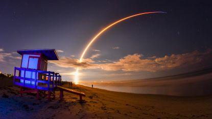 Eerste aanmelding voor ruimtevlucht SpaceX is binnen