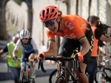 Vos de sterkste op steile slotklim in derde etappe Giro Rosa