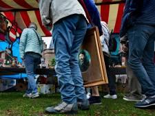 Toch nog enkele duizenden bezoekers op deels verregende Brabantse Markt in Helmond