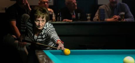 Lia Addicks wil even een 'beetje Dick Jaspers zijn' tijdens toernooi in Veldhoven