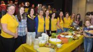 Vrije basisschool Zonnebloem serveert ontbijt