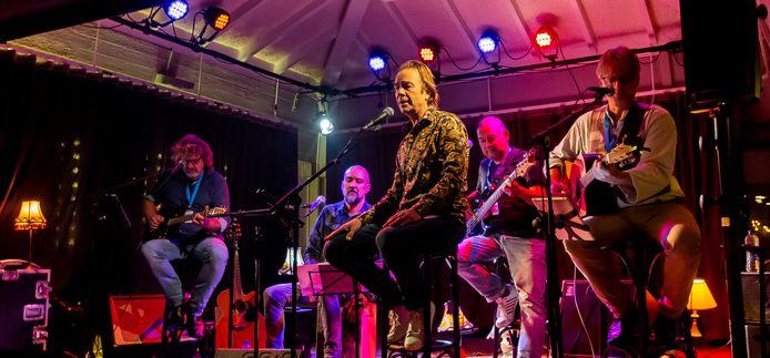 Rootzstock tijdens een eerdere versie van Flirting with the Blues.