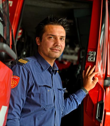 Brandweerman uit Almelo prijst omstanders na ongeluk in Enschede