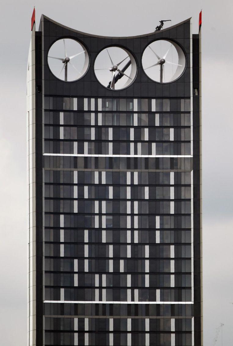 De Strata-toren in Londen. Beeld getty