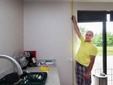 'Het water komt in de keuken 2,80 meter hoog te staan'
