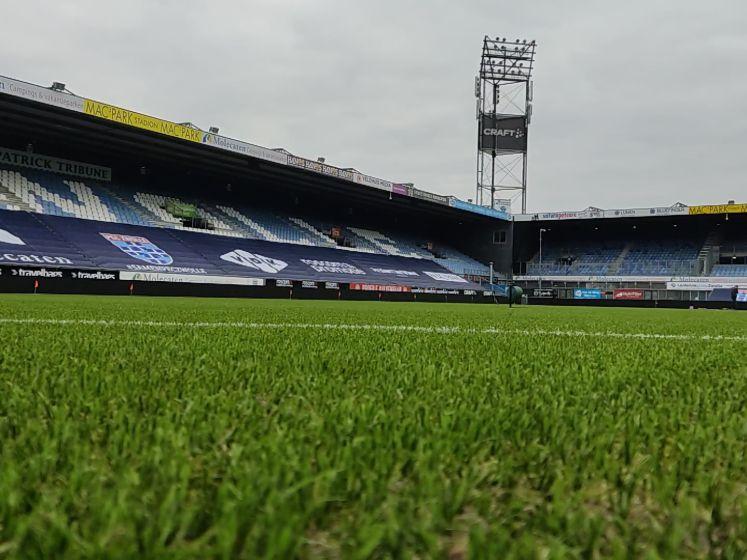 Bejubeld, verguisd én hersteld: de grasmat van PEC Zwolle