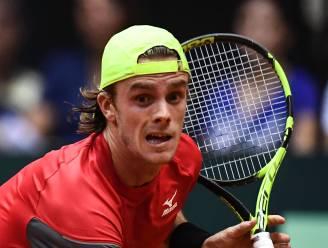 Arthur De Greef stopt met tennissen en wordt coach van Ysaline Bonaventure