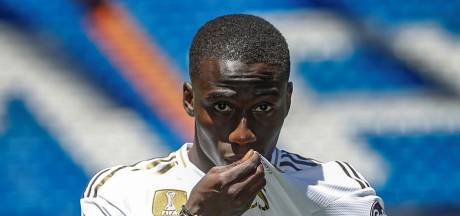 Ferland Mendy dacht als tiener nooit meer te spelen